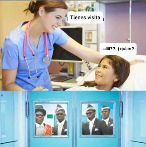 Causa de muerte: Covid-19 - meme