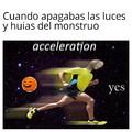 Aceleration