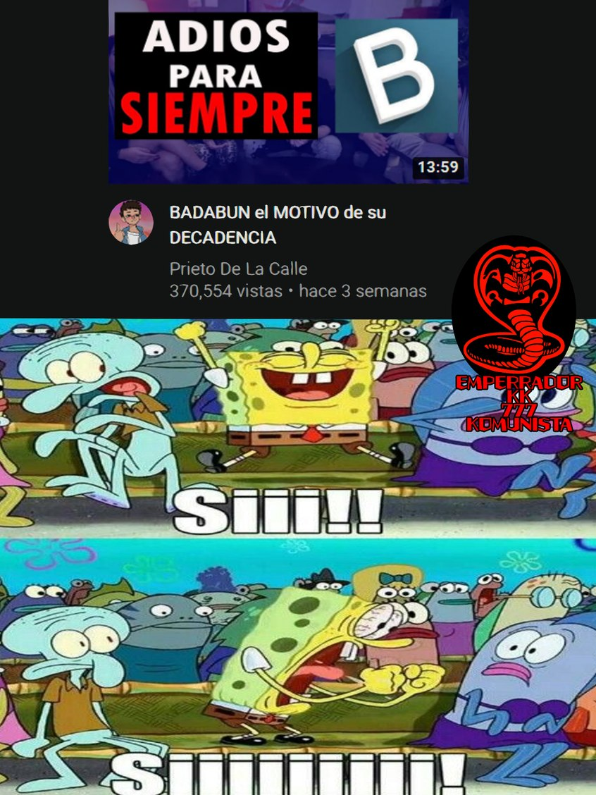que putaporfin se fue - meme