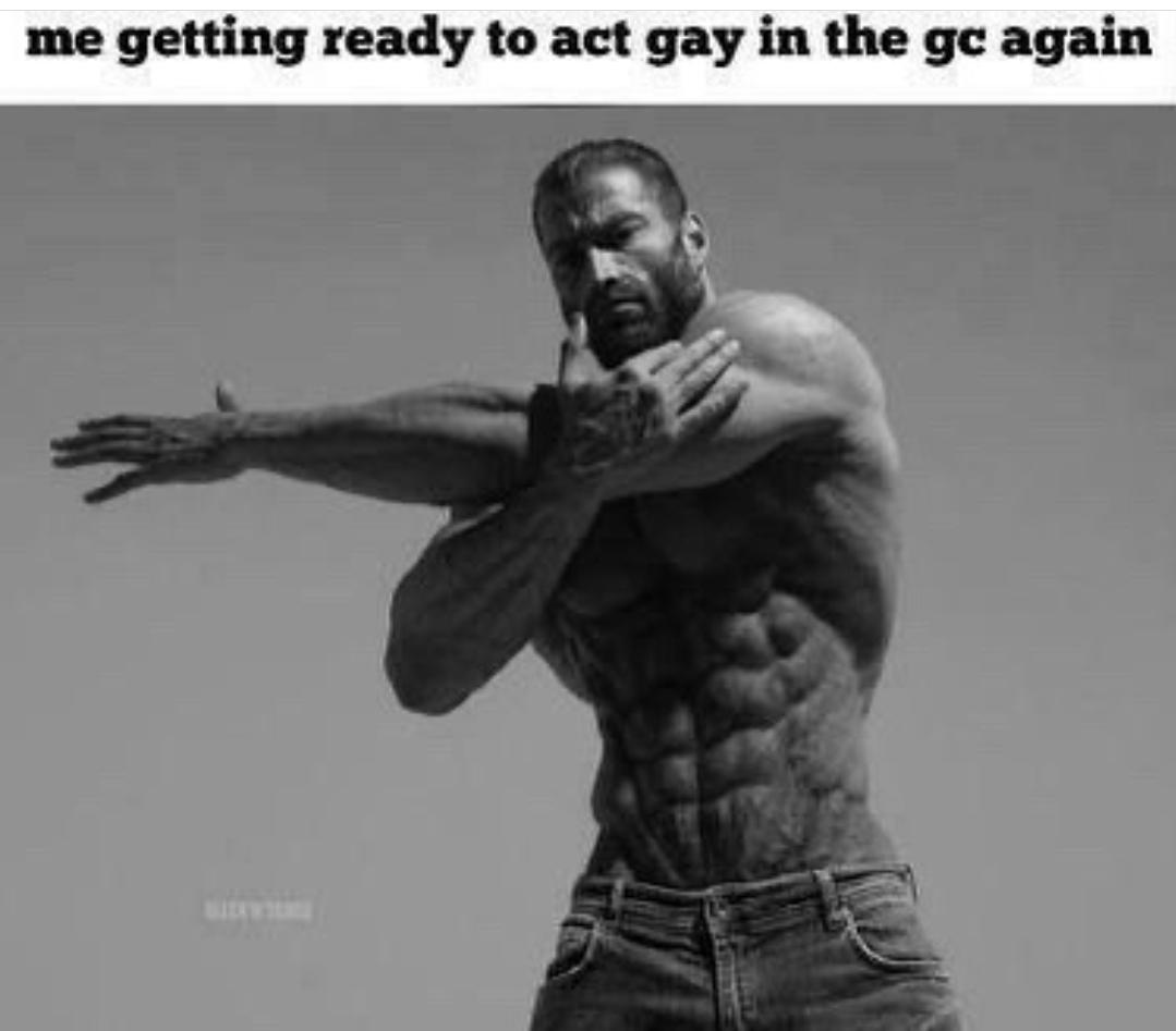 Gotta do it for the homies no homo - meme