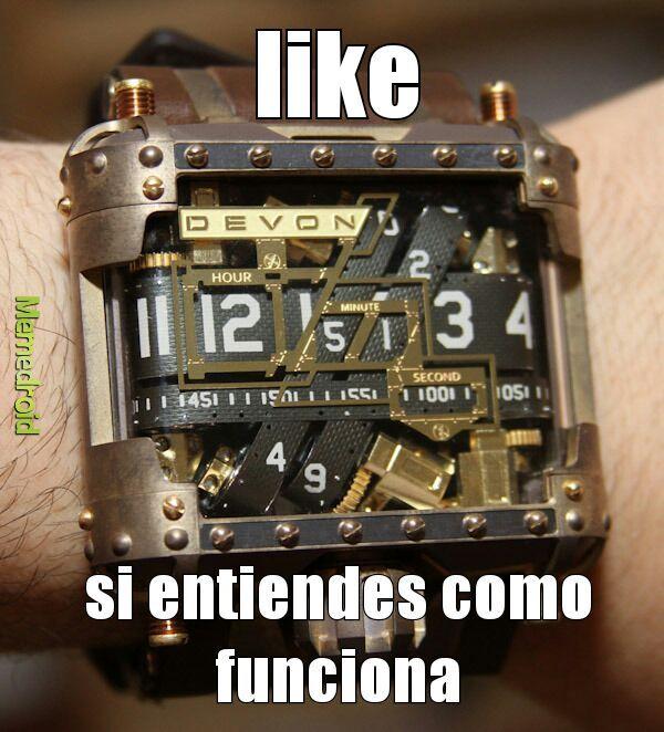 reloj*.* - meme