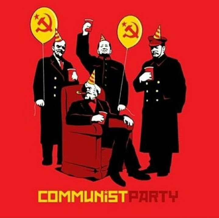 Join the party comrade! - meme