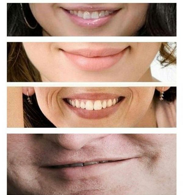 Which smile do you recognise? - meme