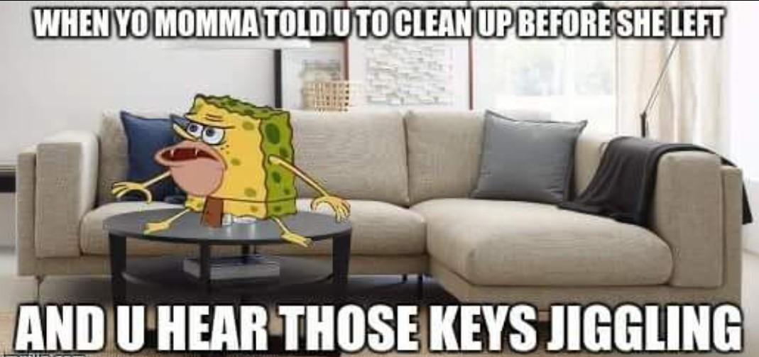 Keys - meme