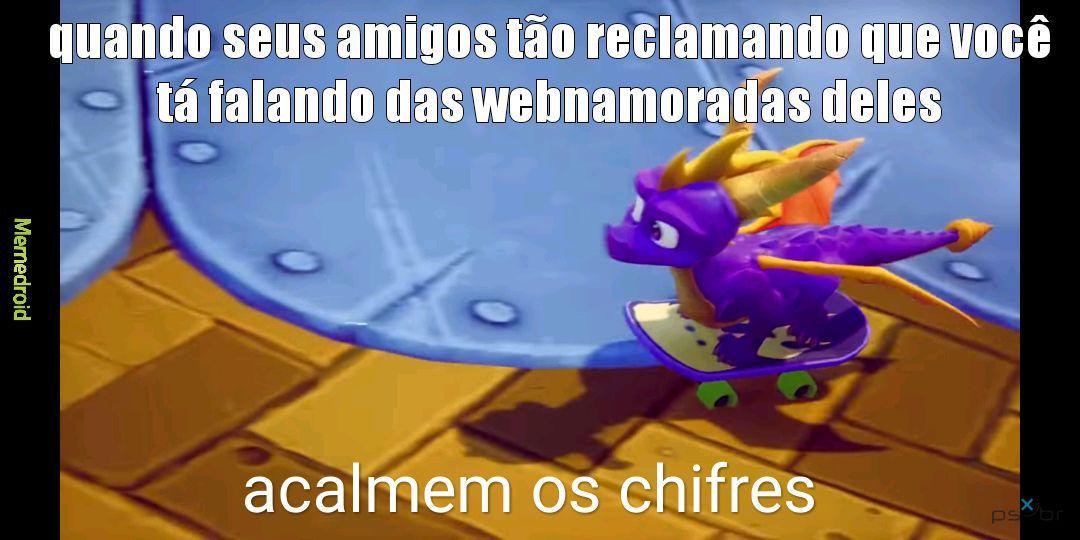 Webnamoradas - meme