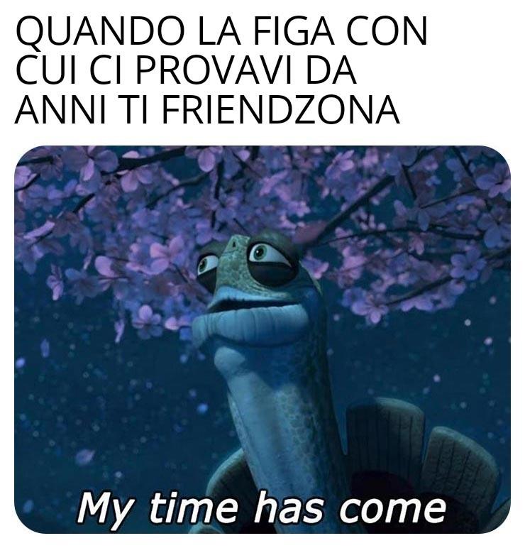 VAI CANISTRO SCELGO TE - meme