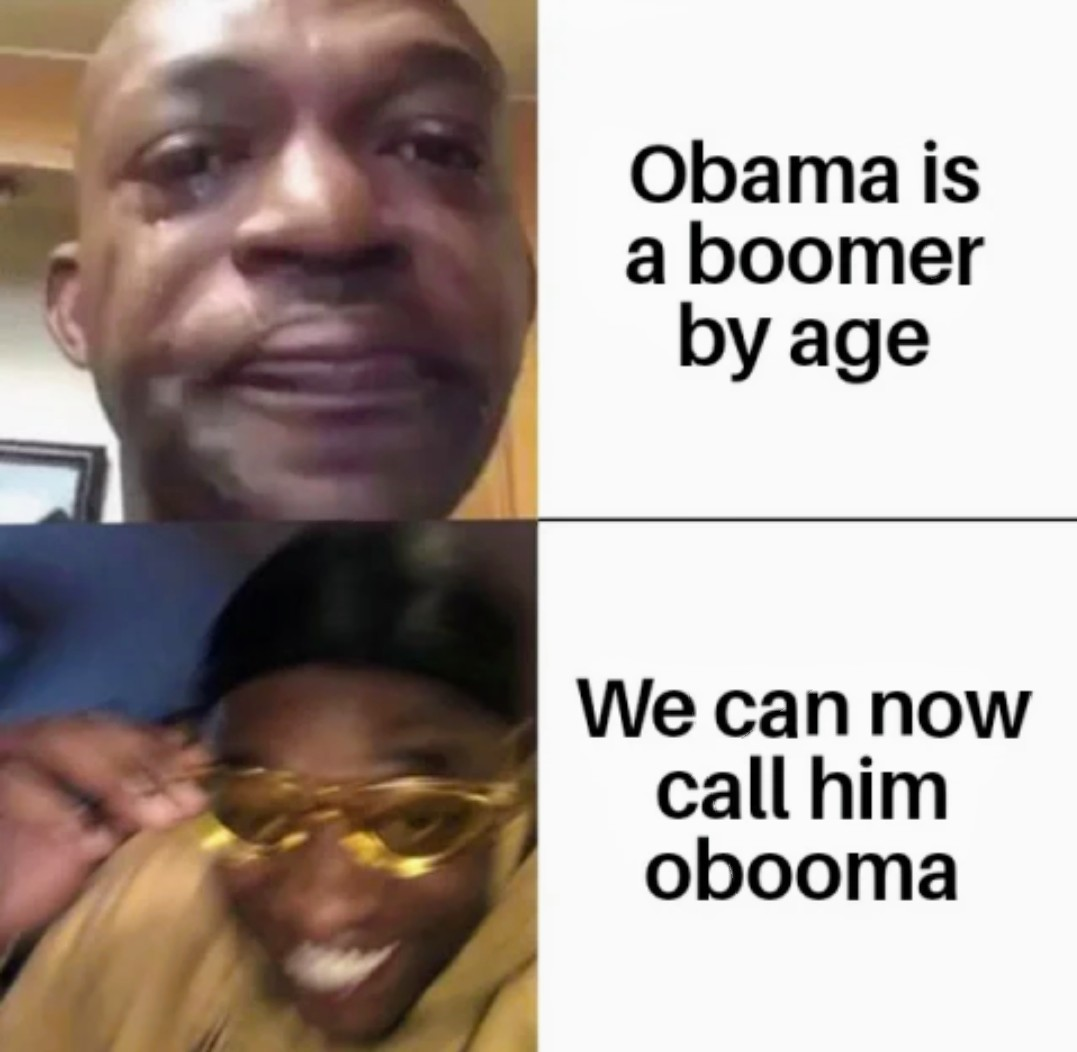 Obooma - meme