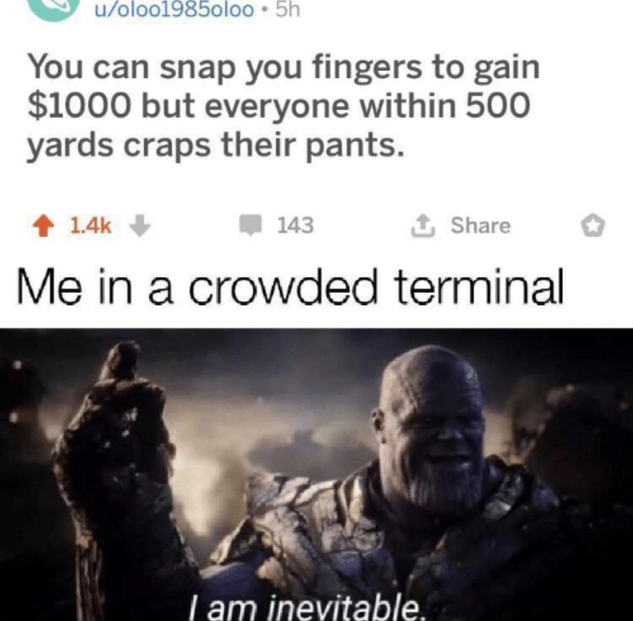 I am - meme