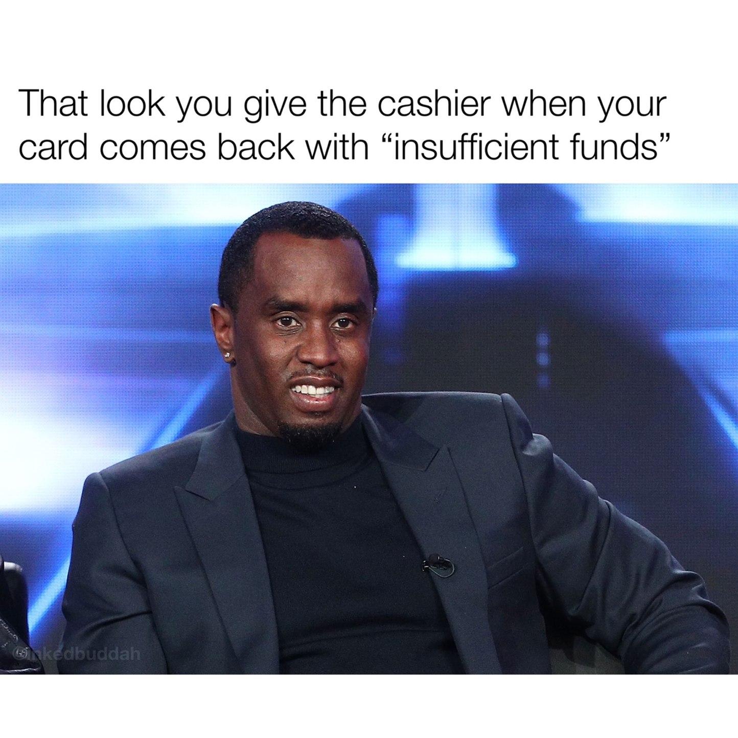give generously - meme