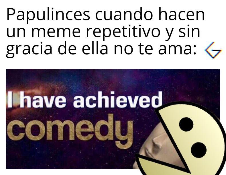 NI HABLAR DE LOS MEMES DE LOS TÍOS
