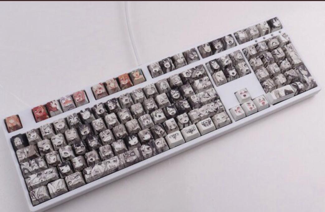 My new keyboard - meme