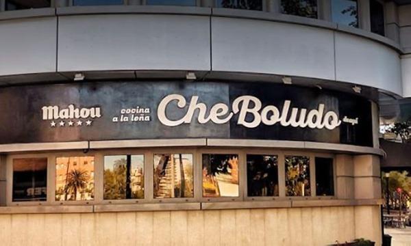 wtf restaurante Che Boluda en España - meme