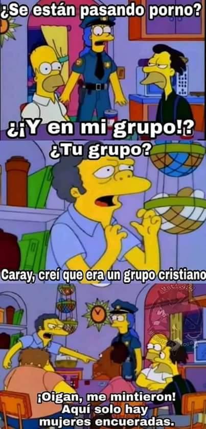 Grupo Cristiano - meme