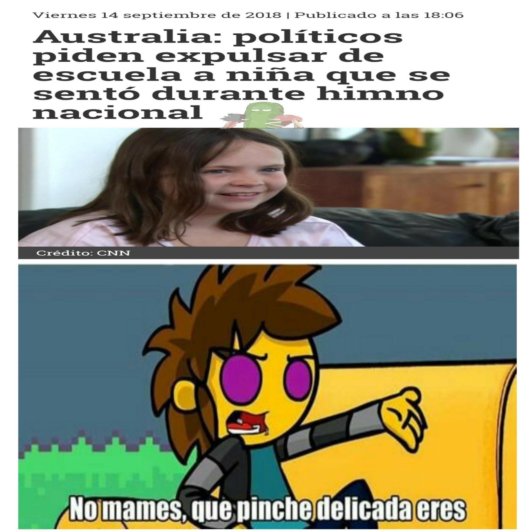 Va para los políticos - meme