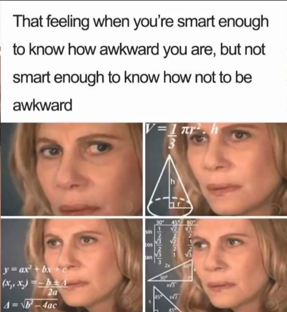 introvert - meme