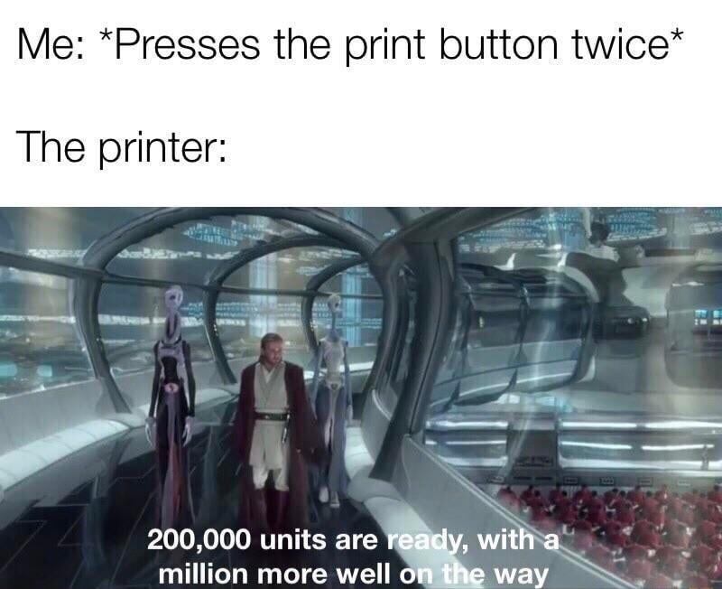 I bring the memes
