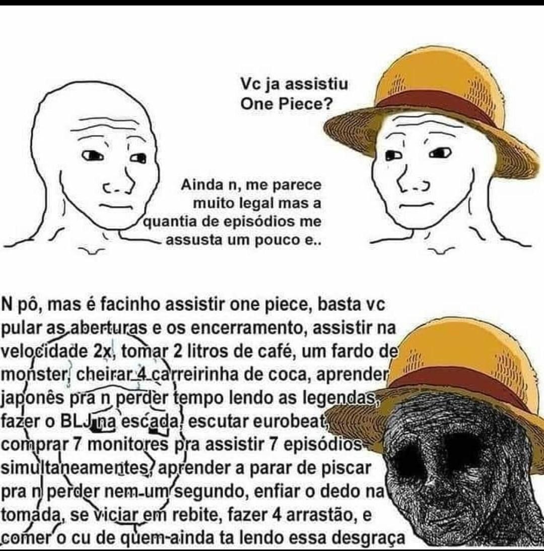 Maldito pirata que estica o pinto  - meme