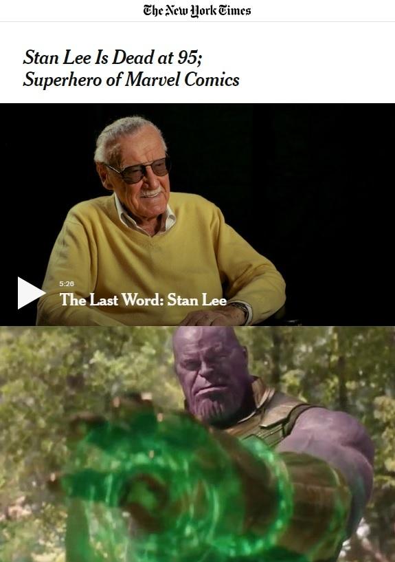 We'll Miss You Stan - meme