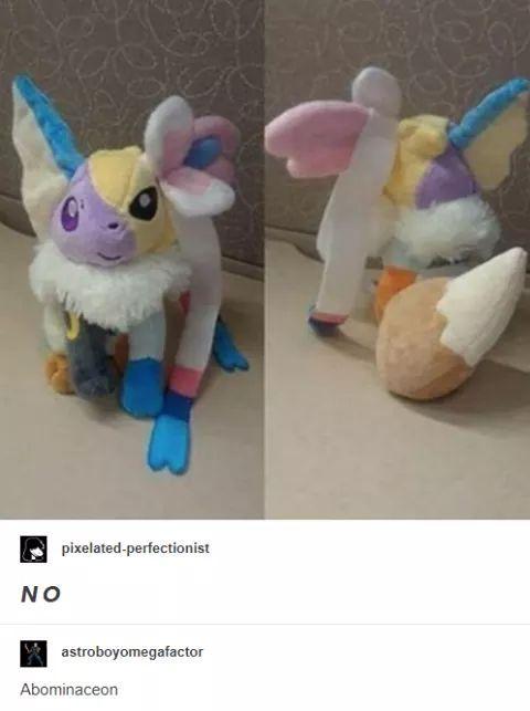 Pokemon breeding gone unchecked - meme