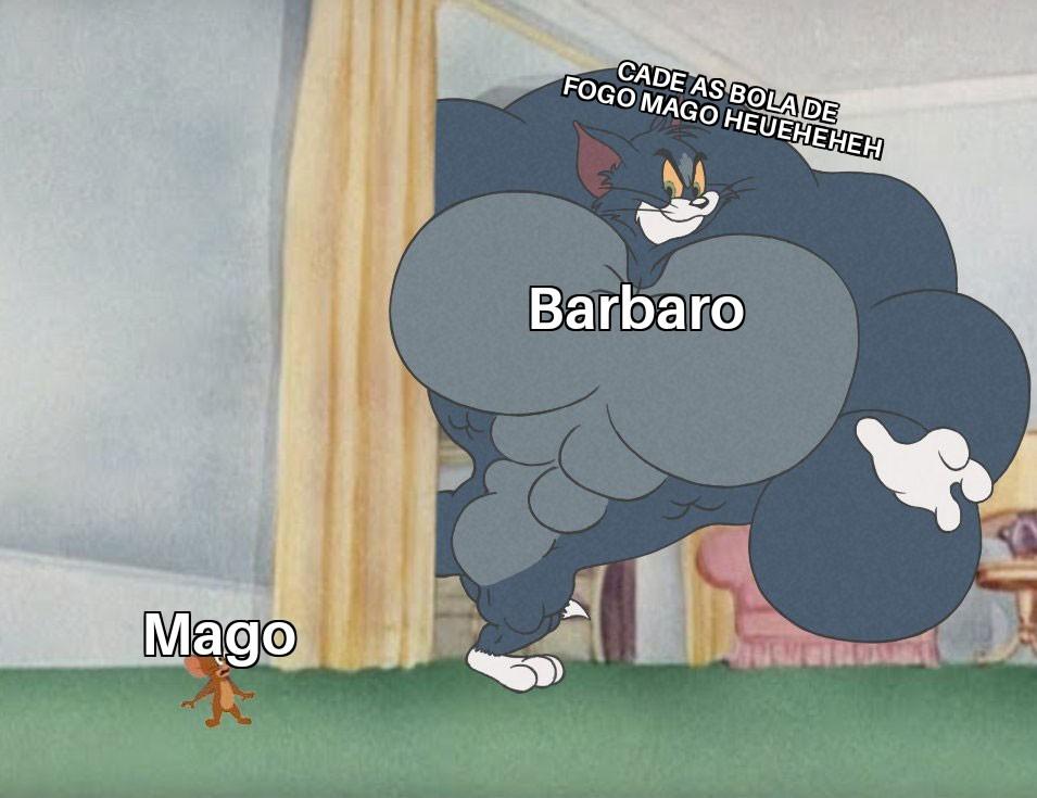CORRE MAGO - meme