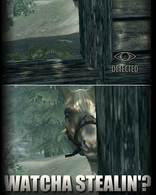 No witnesses... - meme