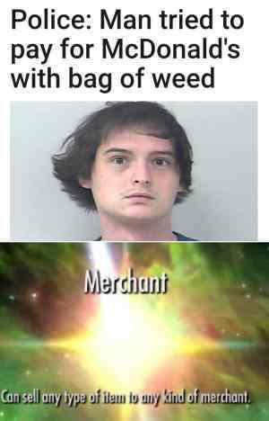 MERCAHNT - meme