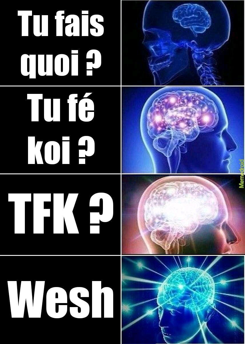 La technologie - meme