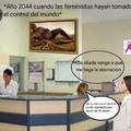 Tal vez la sociedad cambie, pero el ministerio de salud no.