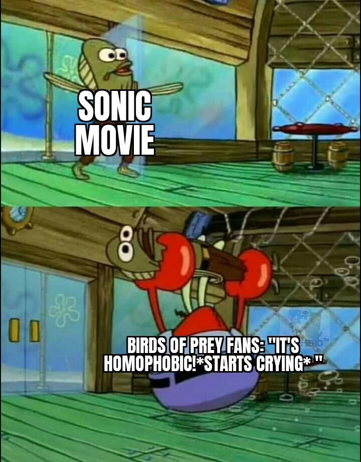 Sonic the hedgehog - meme