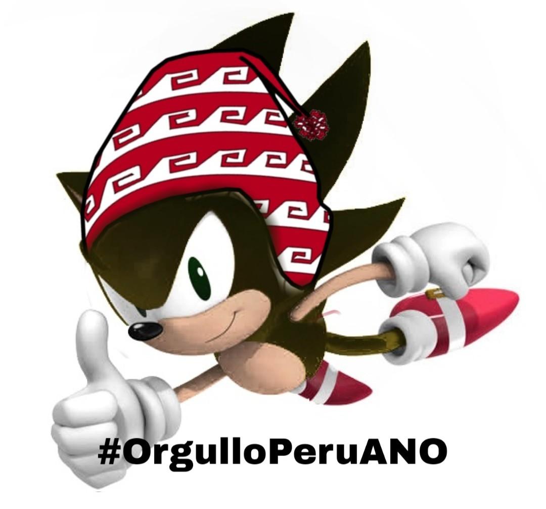 #ORGULLOPERUANO - meme