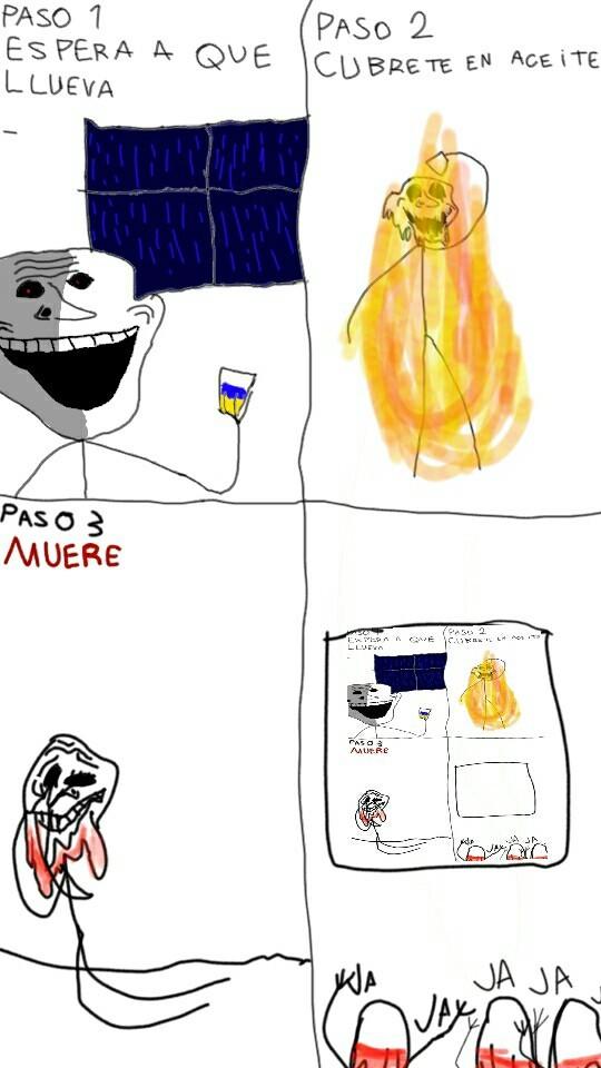 MUERE - meme