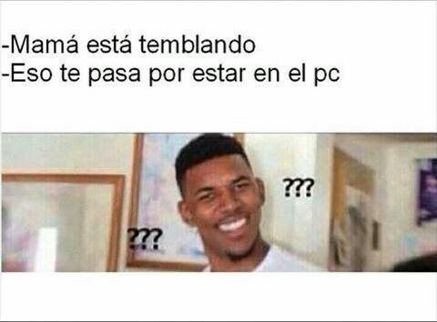 Mentira, te pasa por Chileno ;v - meme