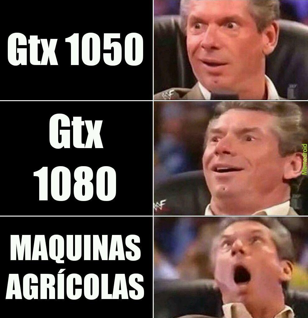 Maquinas Agrícolas >>> all - meme