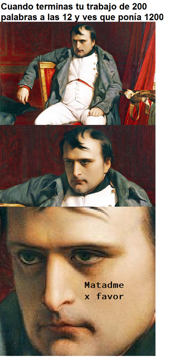 Ste Napolion - meme