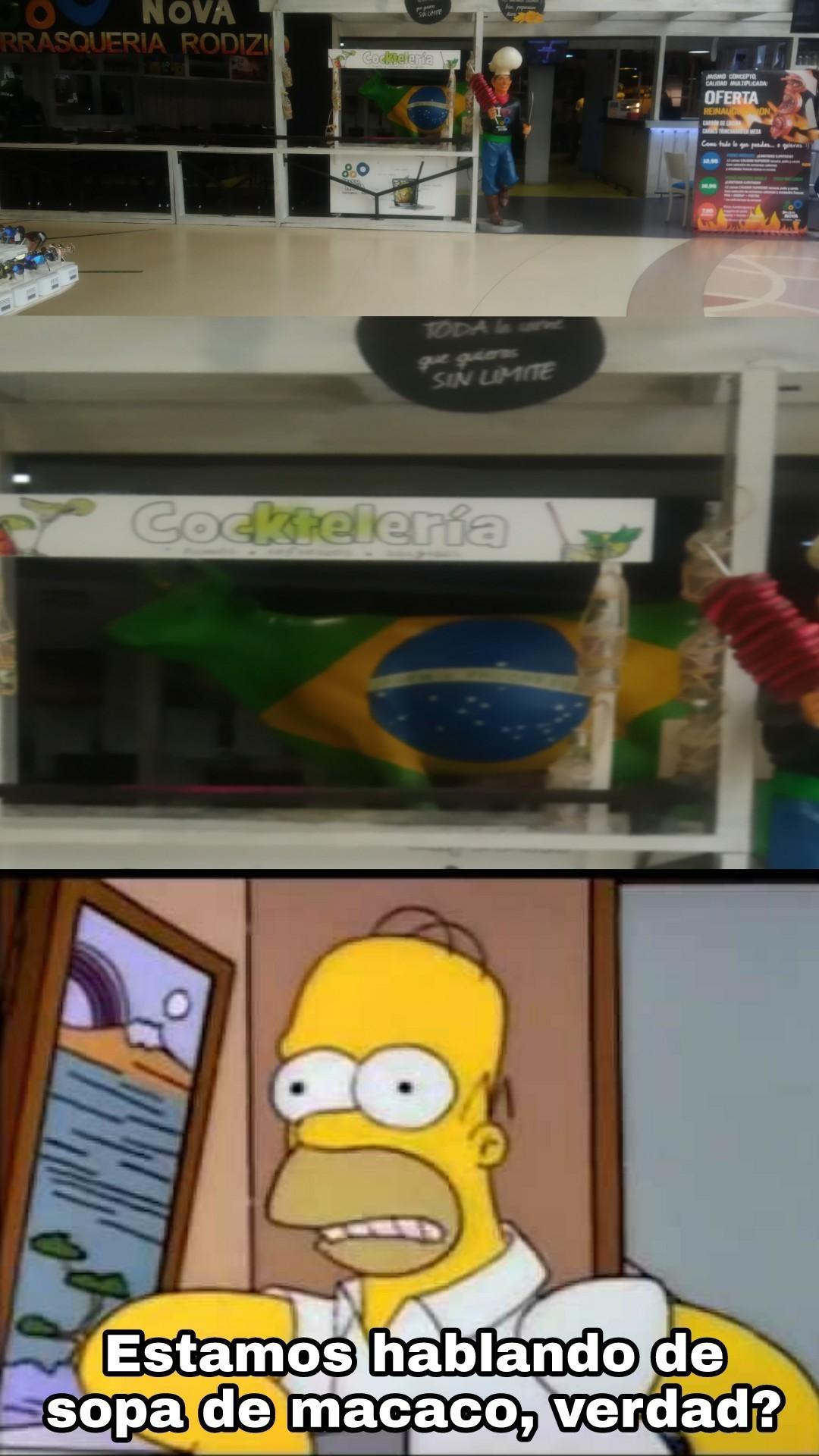 Varios brasileños del csgo ya están ardidos - meme