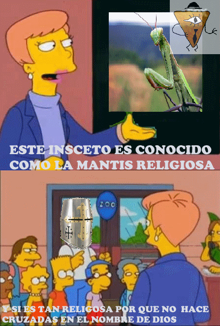 No tan religiosa - meme