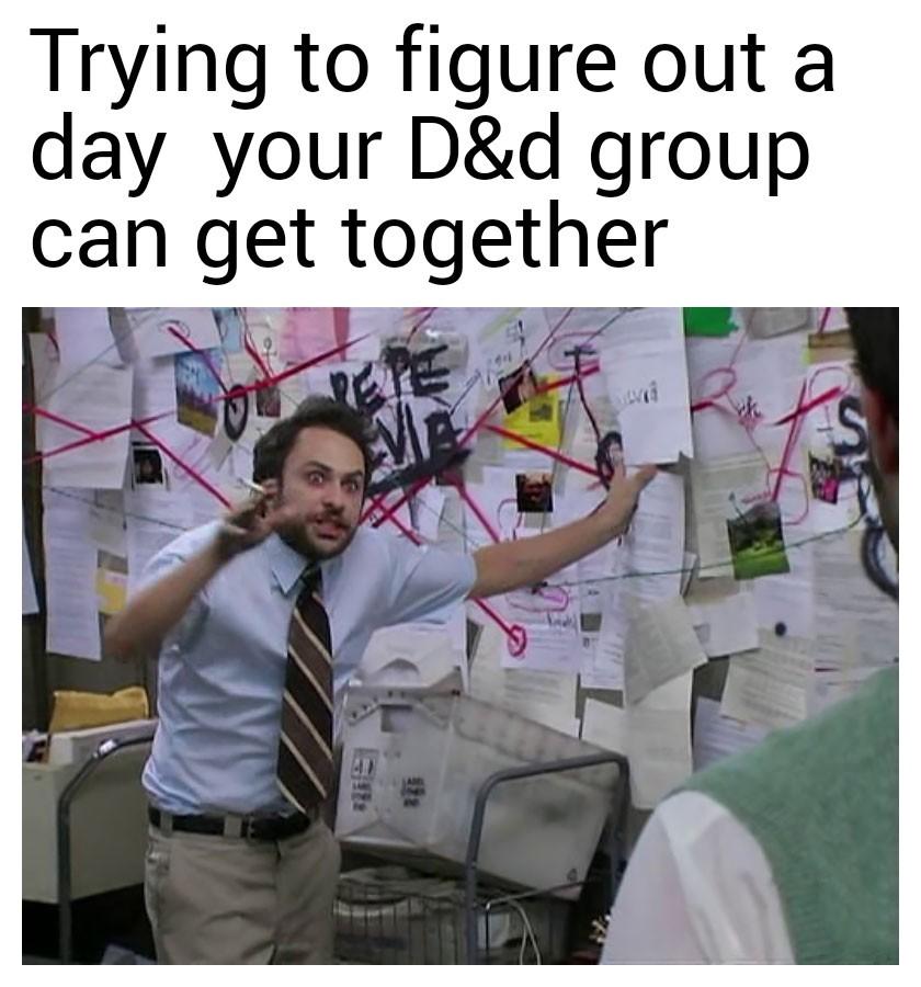 Party Time - meme
