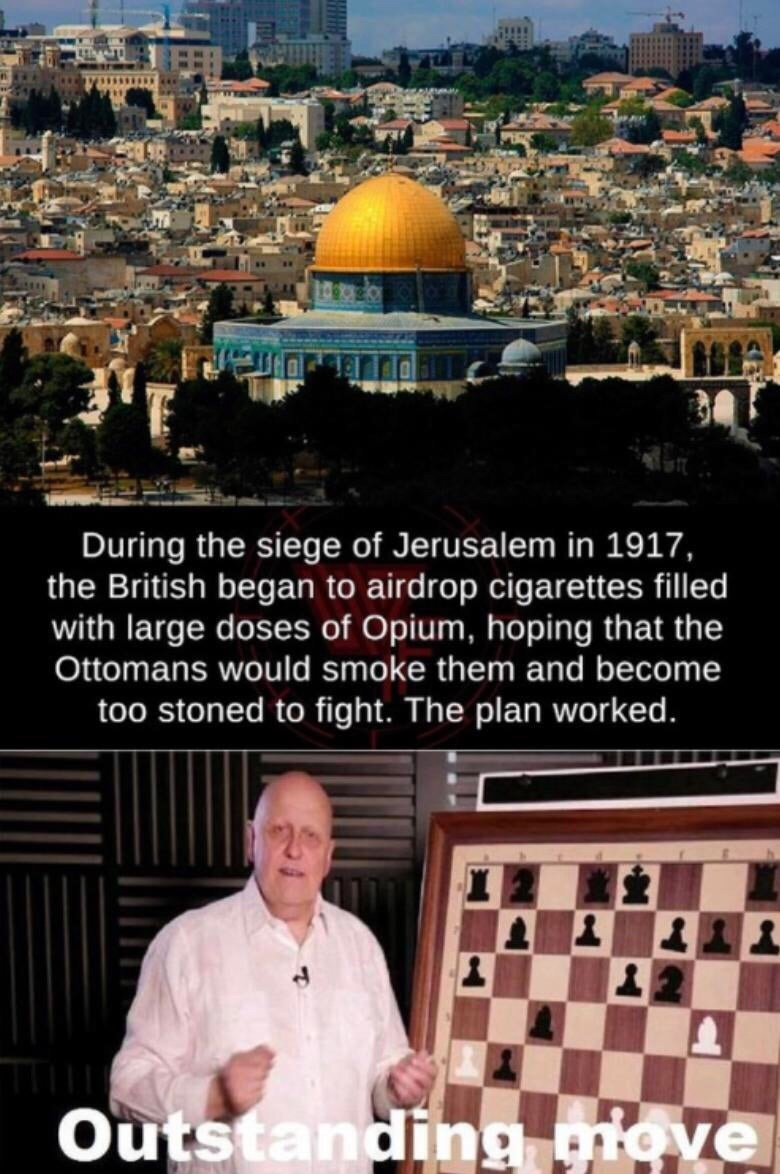 That's why the Ottoman Empire fell - meme