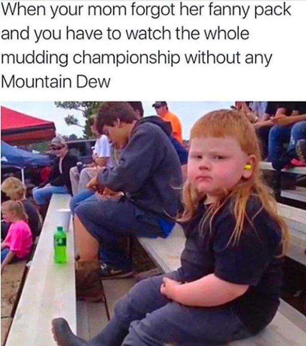 redneck nightmare - meme