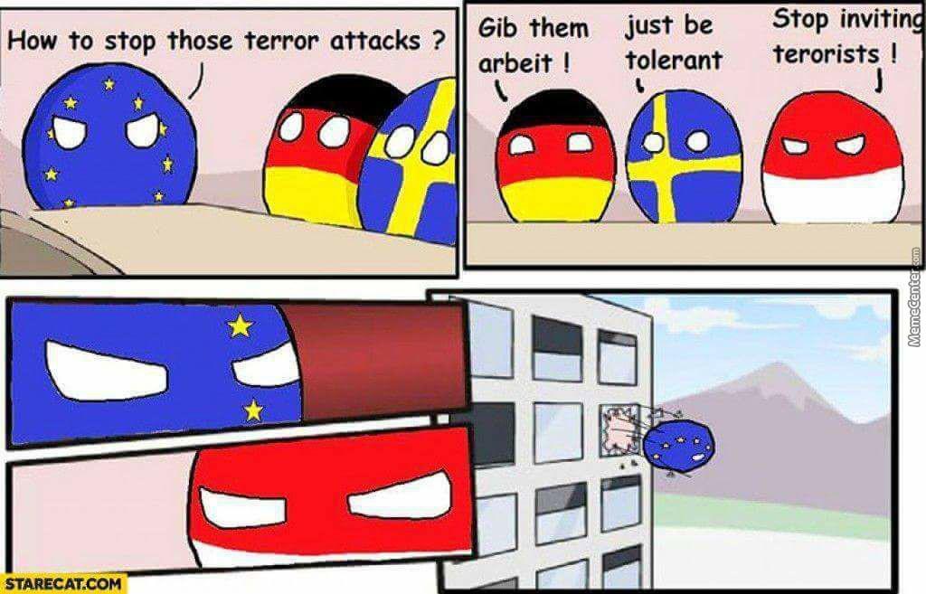 EU is dumb - meme