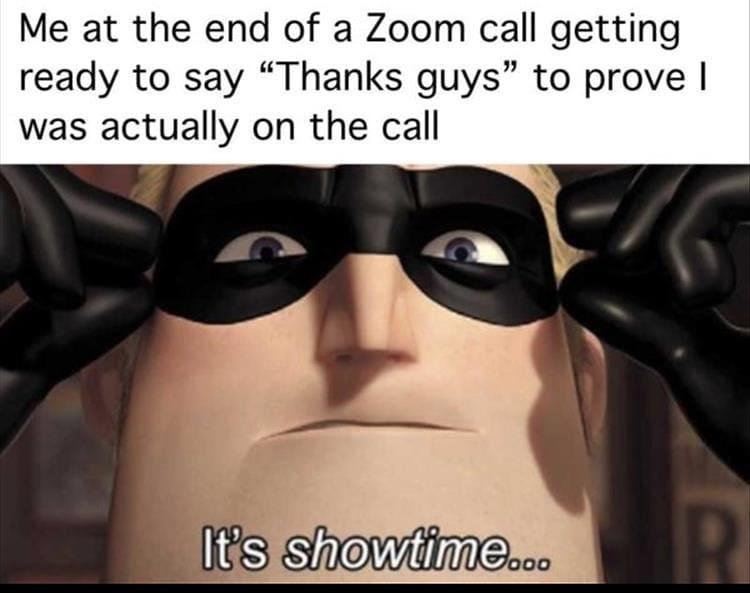 showtime - meme