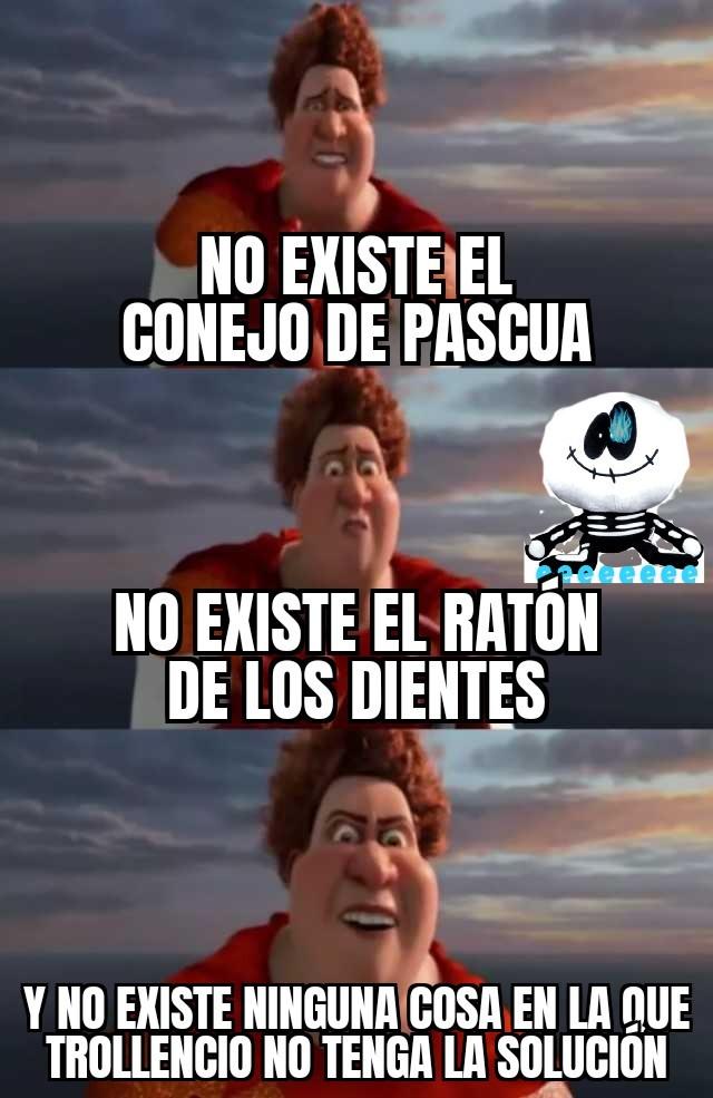 Trollencio - meme