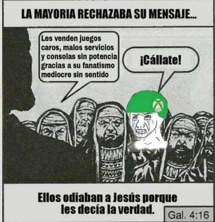 GODSTAION > XMIERDA - meme