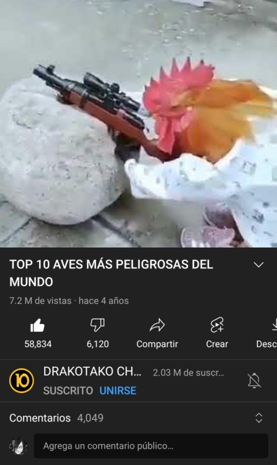 El mayor sniper de todos los tiempos - meme
