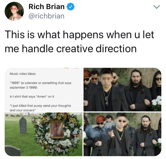 forcing rich brian memes pls novagecko no ban for pssy its blurred out