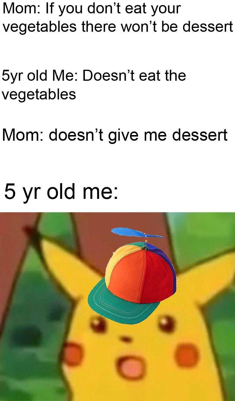 Dessert - meme