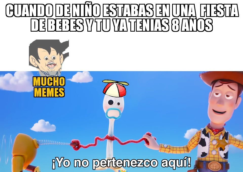 50c056054e3a1 Top memes de Toy story en español  ) Memedroid