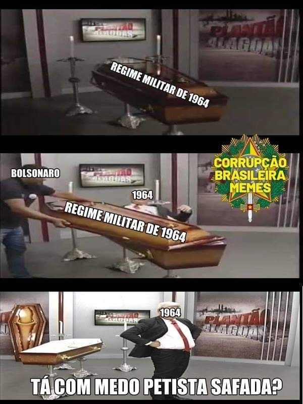 Ditamole do Bolonoro - meme