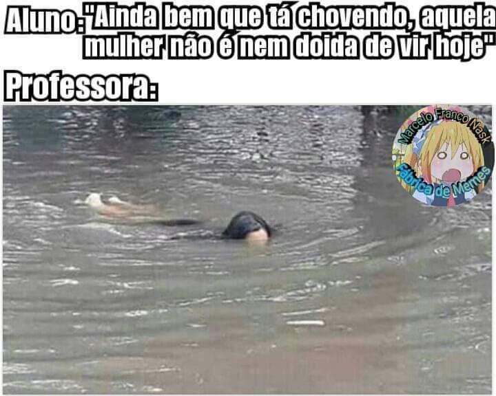 Cobra d'água - meme