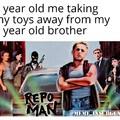 Repo Man!